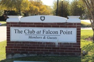 Golf-Falcon Point