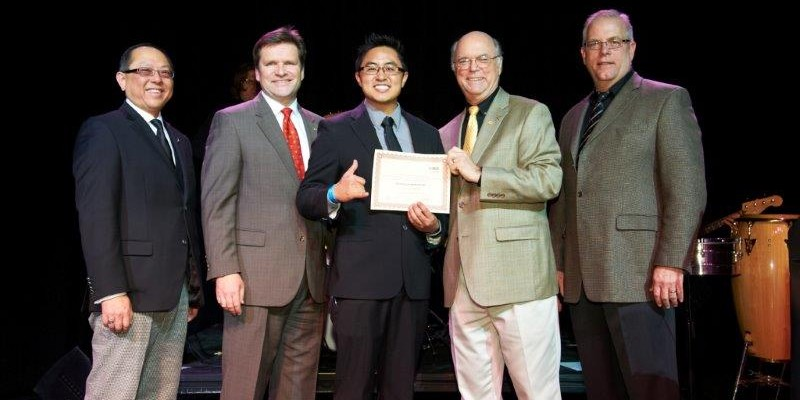NACE Past Presidents Scholarship – Rovi Enriquez – Cal Poly Pomona