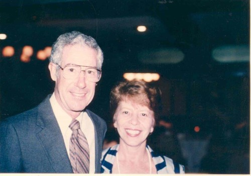 Walt & Cecile Poff