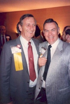 Gordon Rankin and Darrel Byerley